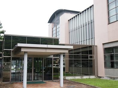 本社が入っている建物(県立東毛産業技術センター108号)
